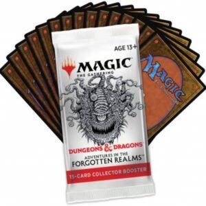 Magic: The Gathering. Приключения в Забытых Королевствах. Коллекционный Бустер (en)