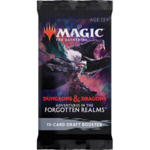 Magic: The Gathering. Приключения в Забытых Королевствах Дисплей бустеров (рус)